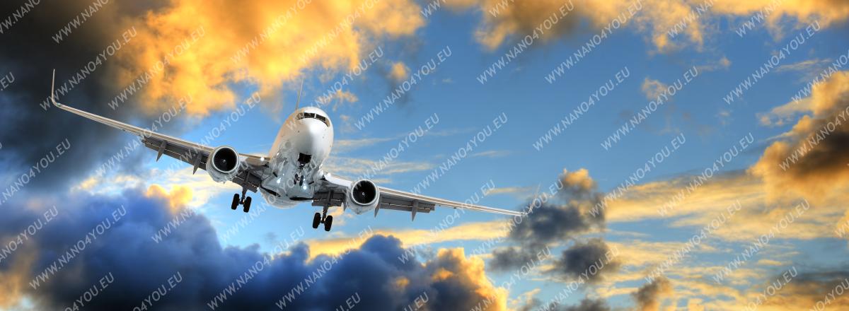 lietadlo ochrana povrchu